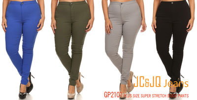 50% off authorized site buy popular JC & JQ Jeans (Wholesale Only) - PLUS SIZE/GP2101