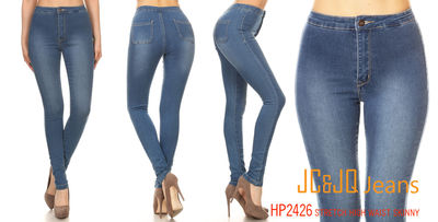 super cute promo code outlet store JC & JQ Jeans (Wholesale Only) - HIGH RISE / WAIST/HP2426